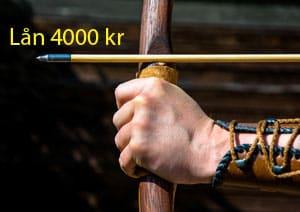 Lån 4000 kr